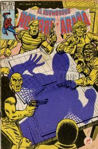Cover Thumbnail for El Asombroso Hombre Araña (Novedades, 1980 series) #331