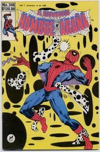Cover Thumbnail for El Asombroso Hombre Araña (Novedades, 1980 series) #346