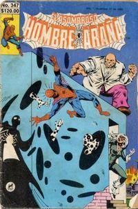 Cover Thumbnail for El Asombroso Hombre Araña (Novedades, 1980 series) #347