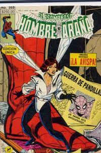 Cover Thumbnail for El Asombroso Hombre Araña (Novedades, 1980 series) #353