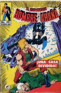 Cover Thumbnail for El Asombroso Hombre Araña (Novedades, 1980 series) #361