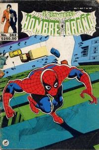 Cover Thumbnail for El Asombroso Hombre Araña (Novedades, 1980 series) #362