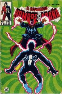 Cover Thumbnail for El Asombroso Hombre Araña (Novedades, 1980 series) #363