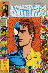 Cover Thumbnail for El Asombroso Hombre Araña (Novedades, 1980 series) #368