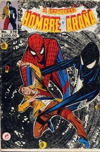 Cover Thumbnail for El Asombroso Hombre Araña (Novedades, 1980 series) #378