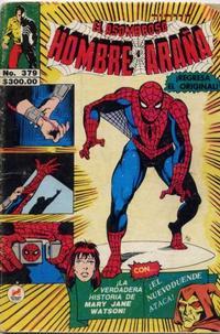 Cover Thumbnail for El Asombroso Hombre Araña (Novedades, 1980 series) #379