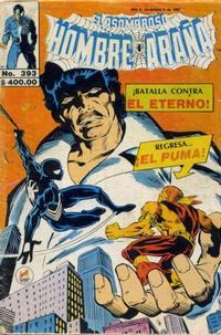 Cover Thumbnail for El Asombroso Hombre Araña (Novedades, 1980 series) #393