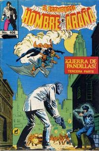 Cover Thumbnail for El Asombroso Hombre Araña (Novedades, 1980 series) #406