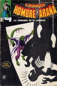 Cover Thumbnail for El Asombroso Hombre Araña (Novedades, 1980 series) #412