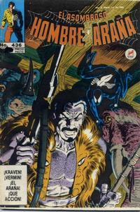 Cover Thumbnail for El Asombroso Hombre Araña (Novedades, 1980 series) #436