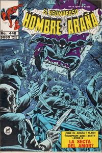 Cover Thumbnail for El Asombroso Hombre Araña (Novedades, 1980 series) #448