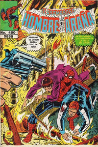 Cover Thumbnail for El Asombroso Hombre Araña (Novedades, 1980 series) #450