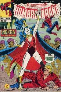 Cover Thumbnail for El Asombroso Hombre Araña (Novedades, 1980 series) #459