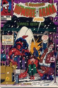 Cover Thumbnail for El Asombroso Hombre Araña (Novedades, 1980 series) #464