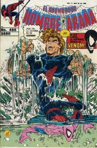 Cover Thumbnail for El Asombroso Hombre Araña (Novedades, 1980 series) #466