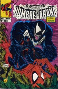 Cover Thumbnail for El Asombroso Hombre Araña (Novedades, 1980 series) #468