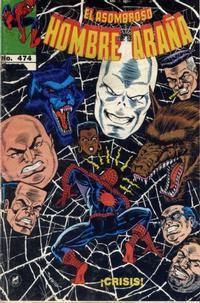 Cover Thumbnail for El Asombroso Hombre Araña (Novedades, 1980 series) #474