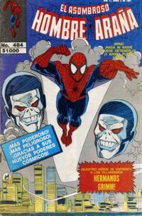 Cover Thumbnail for El Asombroso Hombre Araña (Novedades, 1980 series) #484