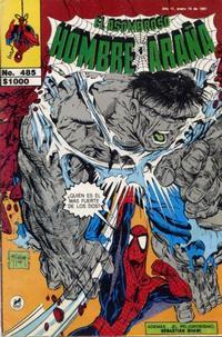 Cover Thumbnail for El Asombroso Hombre Araña (Novedades, 1980 series) #485