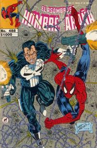 Cover Thumbnail for El Asombroso Hombre Araña (Novedades, 1980 series) #488