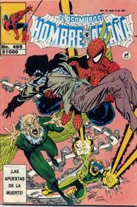 Cover Thumbnail for El Asombroso Hombre Araña (Novedades, 1980 series) #495