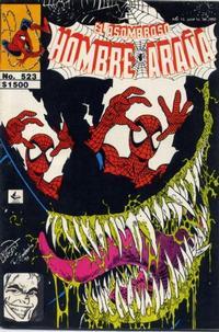 Cover Thumbnail for El Asombroso Hombre Araña (Novedades, 1980 series) #523