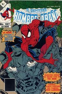 Cover Thumbnail for El Asombroso Hombre Araña (Novedades, 1980 series) #527