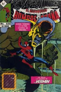 Cover Thumbnail for El Asombroso Hombre Araña (Novedades, 1980 series) #530