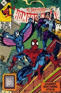 Cover Thumbnail for El Asombroso Hombre Araña (Novedades, 1980 series) #537