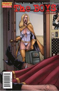 Cover Thumbnail for The Boys (Dynamite Entertainment, 2007 series) #15