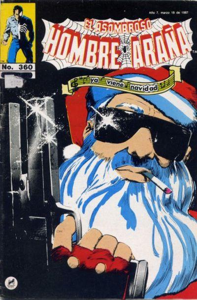 Cover for El Asombroso Hombre Araña (Novedades, 1980 series) #360