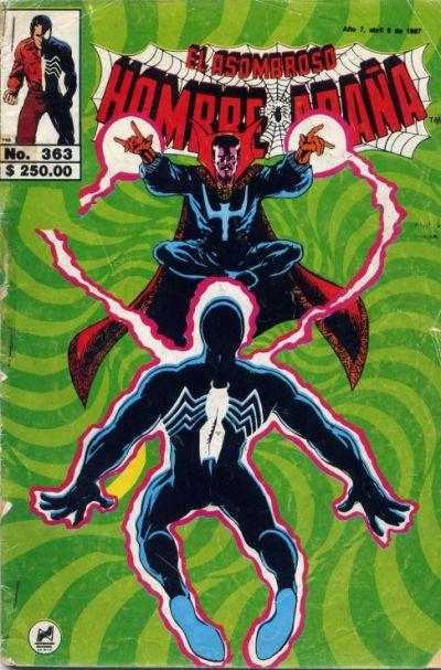 Cover for El Asombroso Hombre Araña (Novedades, 1980 series) #363