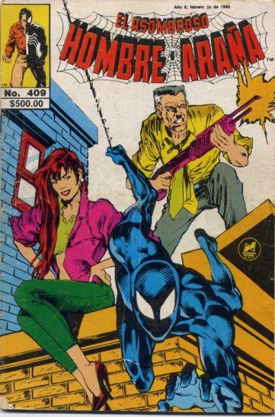 Cover for El Asombroso Hombre Araña (Novedades, 1980 series) #409