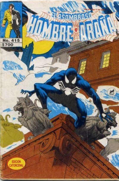 Cover for El Asombroso Hombre Araña (Novedades, 1980 series) #415