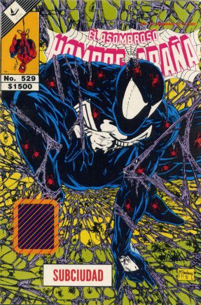 Cover for El Asombroso Hombre Araña (Novedades, 1980 series) #529