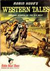 Cover for Robin Hood's Western Tales (Brown Shoe Co., 1956 ? series)