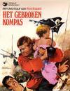 Cover for Roodbaard (Oberon; Dargaud Benelux, 1976 series) #[1] - Het gebroken kompas