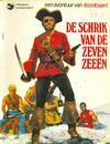 Cover for Roodbaard (Oberon; Dargaud Benelux, 1976 series) #[2] - De schrik van de zeven zeeën