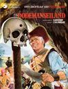 Cover for Roodbaard (Oberon; Dargaud Benelux, 1976 series) #6 - Dodemanseiland