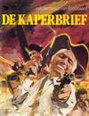 Cover for Roodbaard (Oberon; Dargaud Benelux, 1976 series) #11 - De kaperbrief