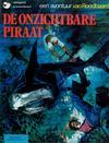 Cover for Roodbaard (Oberon; Dargaud Benelux, 1976 series) #13 - De onzichtbare piraat