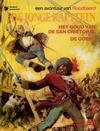 Cover for Roodbaard (Oberon; Dargaud Benelux, 1976 series) #18 - De jonge kapitein