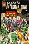 Cover for Agente Internacional (Editora de Periódicos La Prensa S.C.L., 1966 series) #6