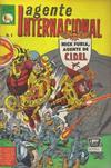 Cover for Agente Internacional (Editora de Periódicos La Prensa S.C.L., 1966 series) #8