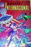 Cover for Agente Internacional (Editora de Periódicos La Prensa S.C.L., 1966 series) #19