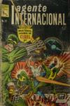 Cover for Agente Internacional (Editora de Periódicos La Prensa S.C.L., 1966 series) #21