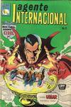 Cover for Agente Internacional (Editora de Periódicos La Prensa S.C.L., 1966 series) #22