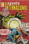 Cover for Agente Internacional (Editora de Periódicos La Prensa S.C.L., 1966 series) #30