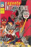 Cover for Agente Internacional (Editora de Periódicos La Prensa S.C.L., 1966 series) #36