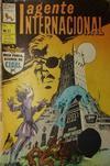 Cover for Agente Internacional (Editora de Periódicos La Prensa S.C.L., 1966 series) #37